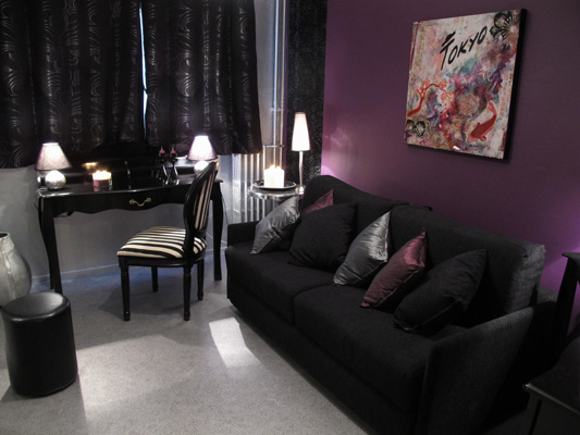 chambre baroque d co sophie levitte. Black Bedroom Furniture Sets. Home Design Ideas