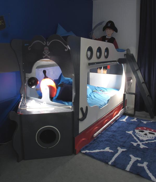 Chambre Pirate D Amp Co Sophie Levitte