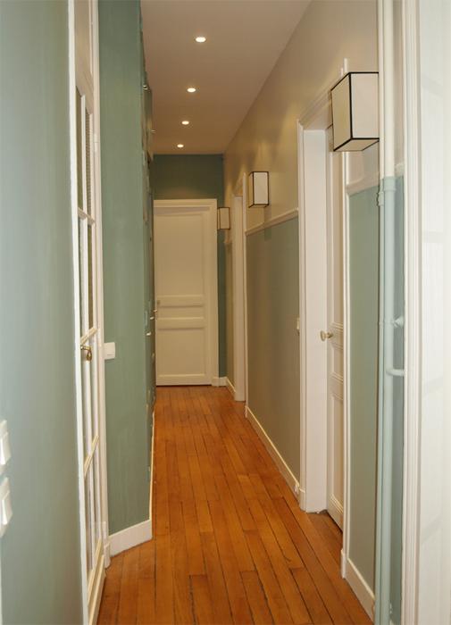 Entr 233 E Couloir Peinture Breakfast Room Green Farrow Amp Ball