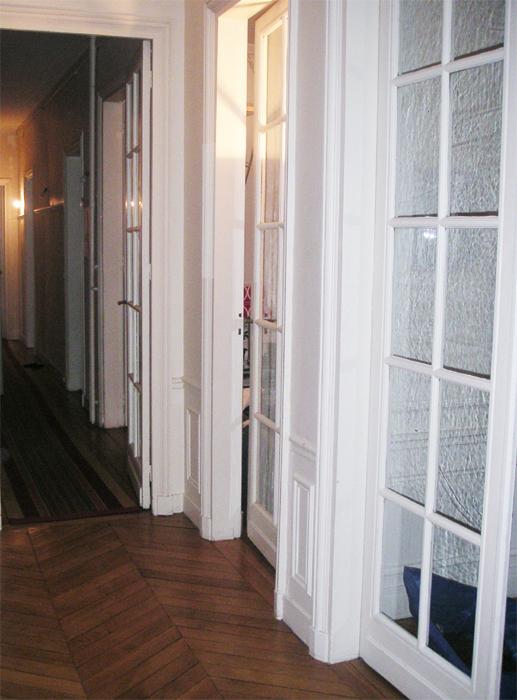Entr 233 E Couloir Peinture Breakfast Room Green Farrow